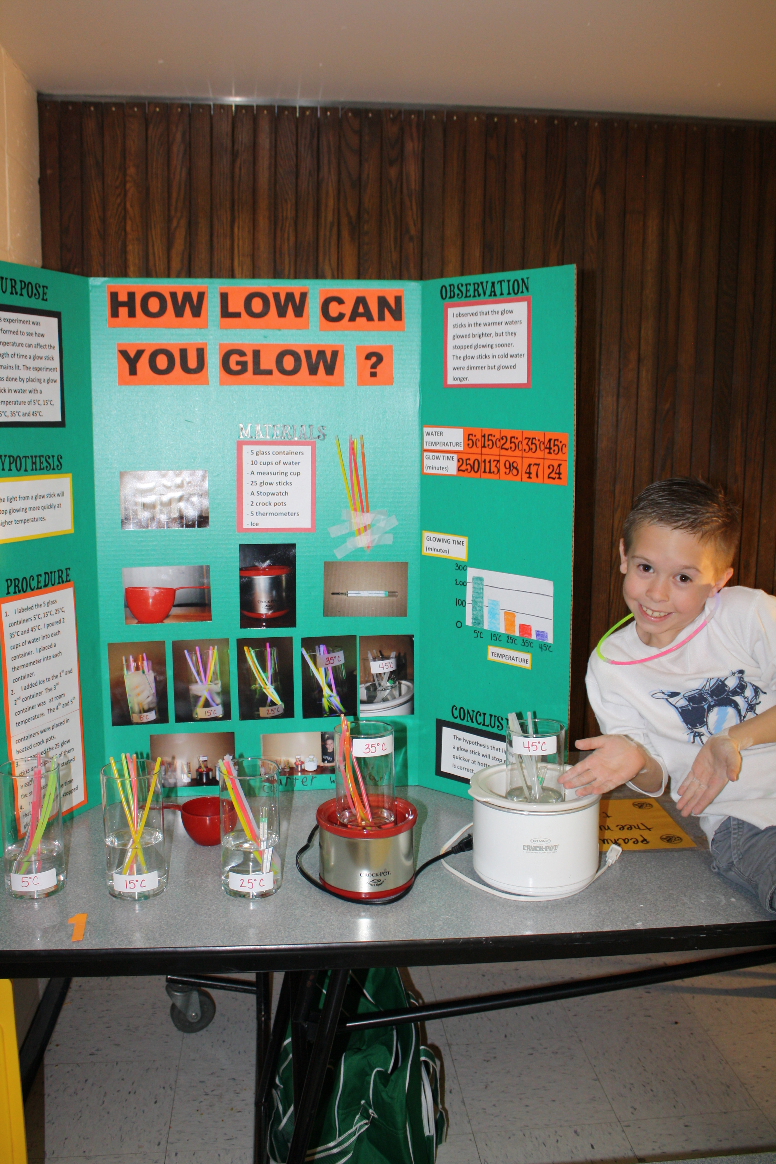 School Science Fair | Life, Love, & Laughter
